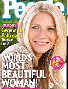 Gwyneth Paltrow - People mag.