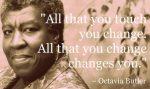 """Octavia Butler : """"I'm comfortably asocial"""""""