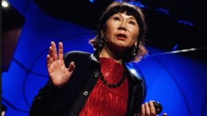 Amy Tan-TED video