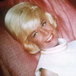 Doris Day: insecure about her looks and talents