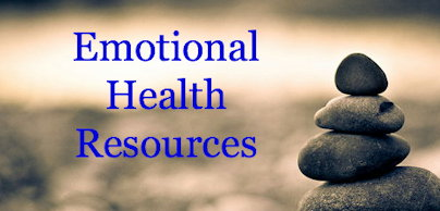 Emotional Health Resources page