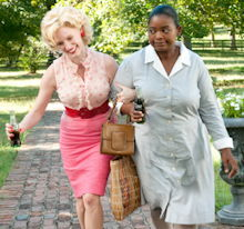 Jessica Chastain, Octavia Spencer in The Help