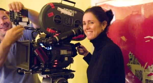 Julie Taymor directing Across the Universe