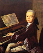 Mozart-as-child