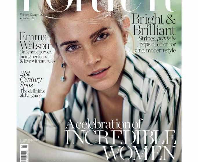 Emma Watson Porter-mag