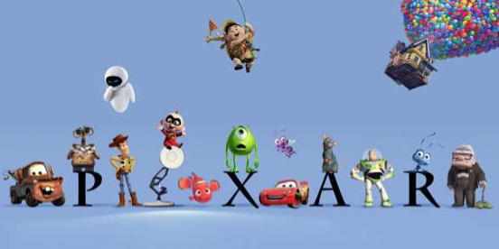 Pixar from aerogrammestudio