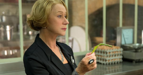 Helen Mirren in The Hundred-Foot Journey