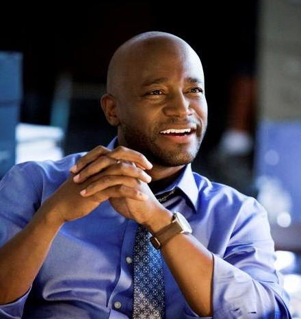Taye Diggs - Facebook:Murder in the First