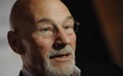 Trauma and Creative Work: Patrick Stewart