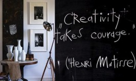 Courage and Creating