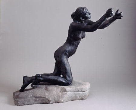 Camille Claudel, The Implorer, 1899