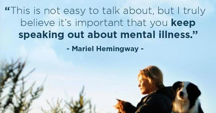 Mariel Hemingway - Running From Crazy