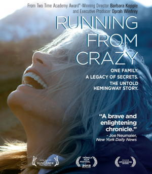 Mariel Hemingway and Barbara Kopple on their documentary Running From Crazy
