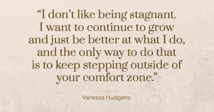 Vanessa Hudgens quote