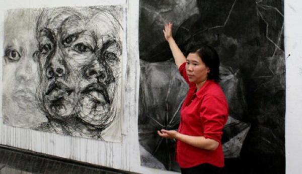 artist Clara Lieu