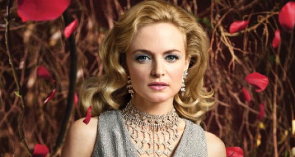 Heather Graham in Petals on the Wind 2014