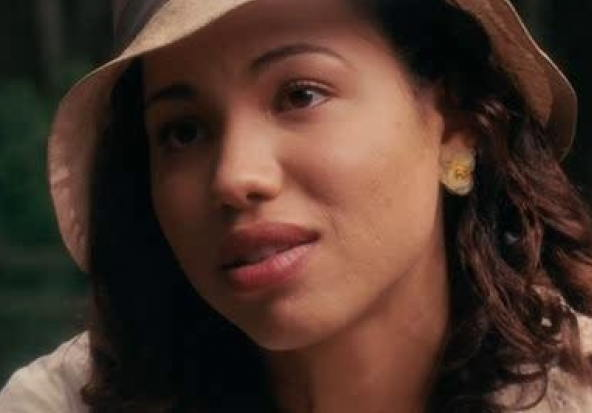 Jurnee Smollett in The Great Debaters
