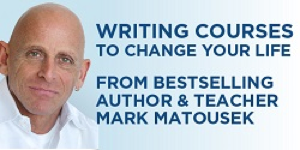 Mark Matousek writing courses