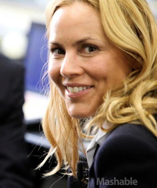 Maria Bello from Facebook