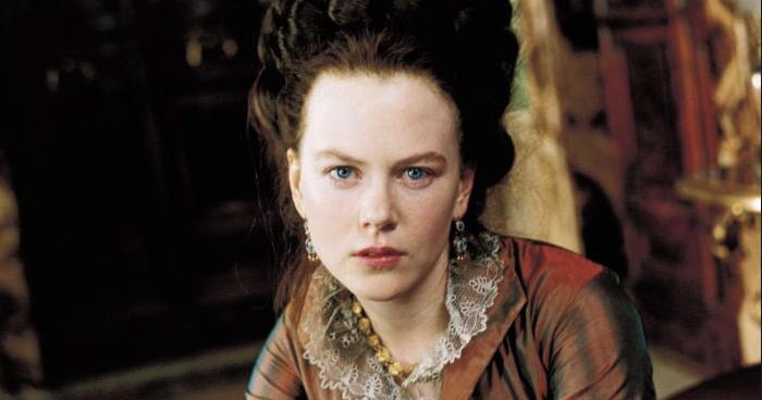 Nicole Kidman in Portrait of a Lady