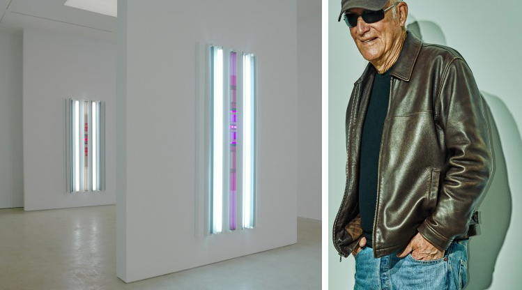Robert Irwin and Pace Gallery
