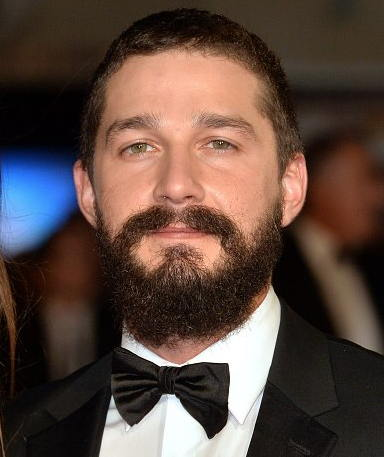 "Shia LaBeouf: ""You have to be brokenhearted."""