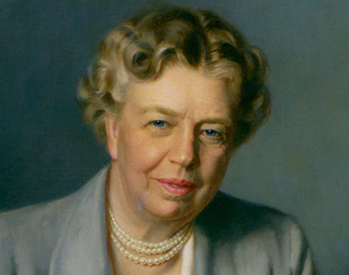 Eleanor Roosevelt from C-SPAN