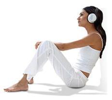 Holosync-meditator