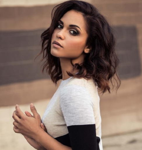 Monica Raymund: being relaxed about the audition got her the role