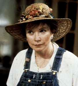 Shirley MacLaine as Ouiser Boudreaux
