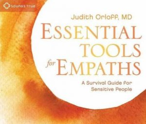 Essential Tools for Empaths audio CD