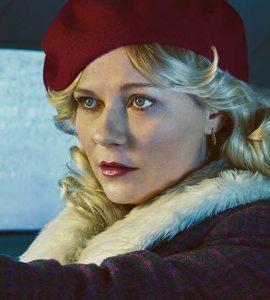 Kirsten Dunst in tv series Fargo