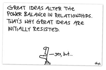 Hugh MacLeod-Great Ideas