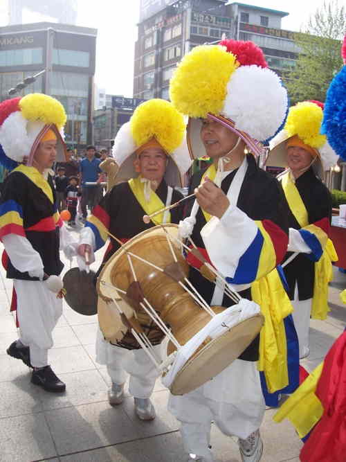 Korean musical instrument-Janggu