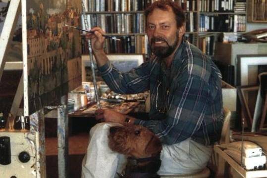 Artist Robert Genn on Happiness and Creativity