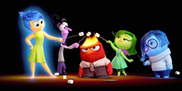 Inside Out movie scene from Screen Rant