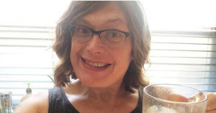 Lilly Wachowski self-portrait