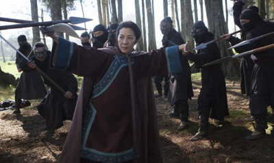 Michelle Yeoh in Crouching Tiger, Hidden Dragon- Sword of Destiny (2016)
