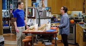 Jim Parsons, Johnny Galecki in The Big Bang Theory