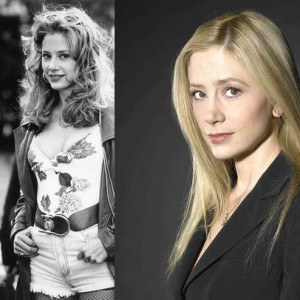 Mira Sorvino and her Mighty Aphrodite character