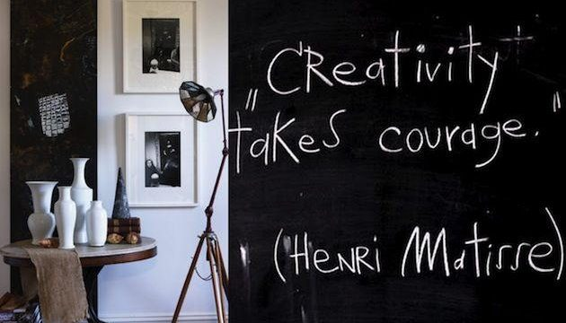 Elizabeth Gilbert on Fear and Expressing Our Creative Ideas