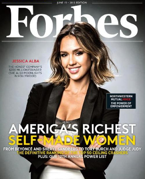 Acting and image: Jessica Alba on her life and work