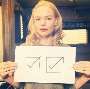 Kate Bosworth from Twitter