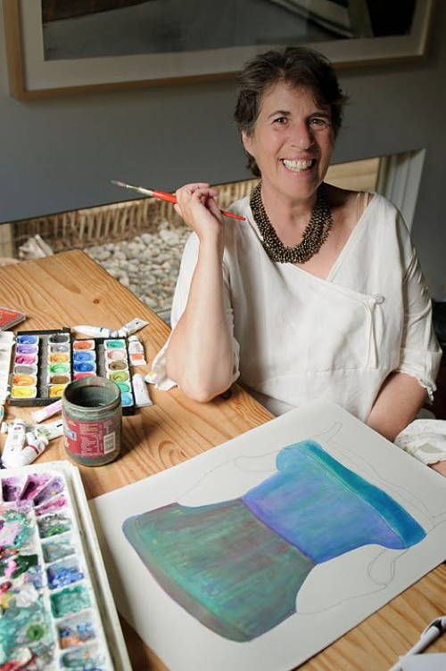 Natalie Goldberg by Kevin S. Moul