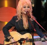 Dolly Parton: highly sensitive