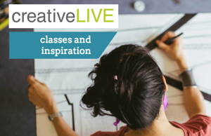 CreativeLive online classes and inspiration