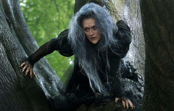 Meryl Streep in Into the Woods (2014)