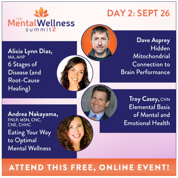 The Mental Wellness Summit 2