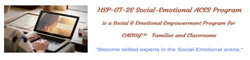 Emotional Health Program for Creative, Gifted, Highly Sensitive People