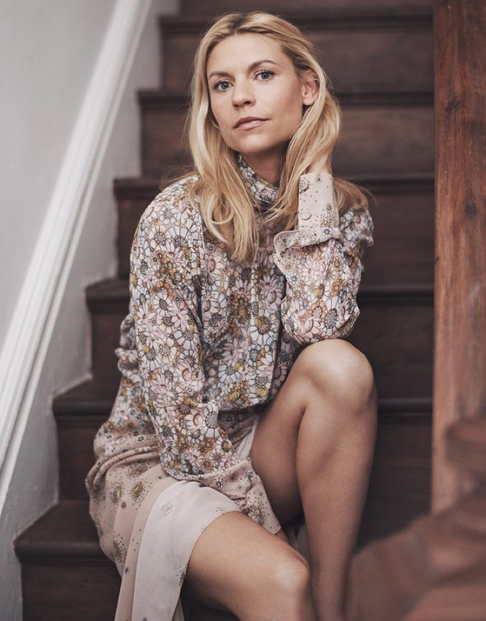Claire Danes - The Edit magazine